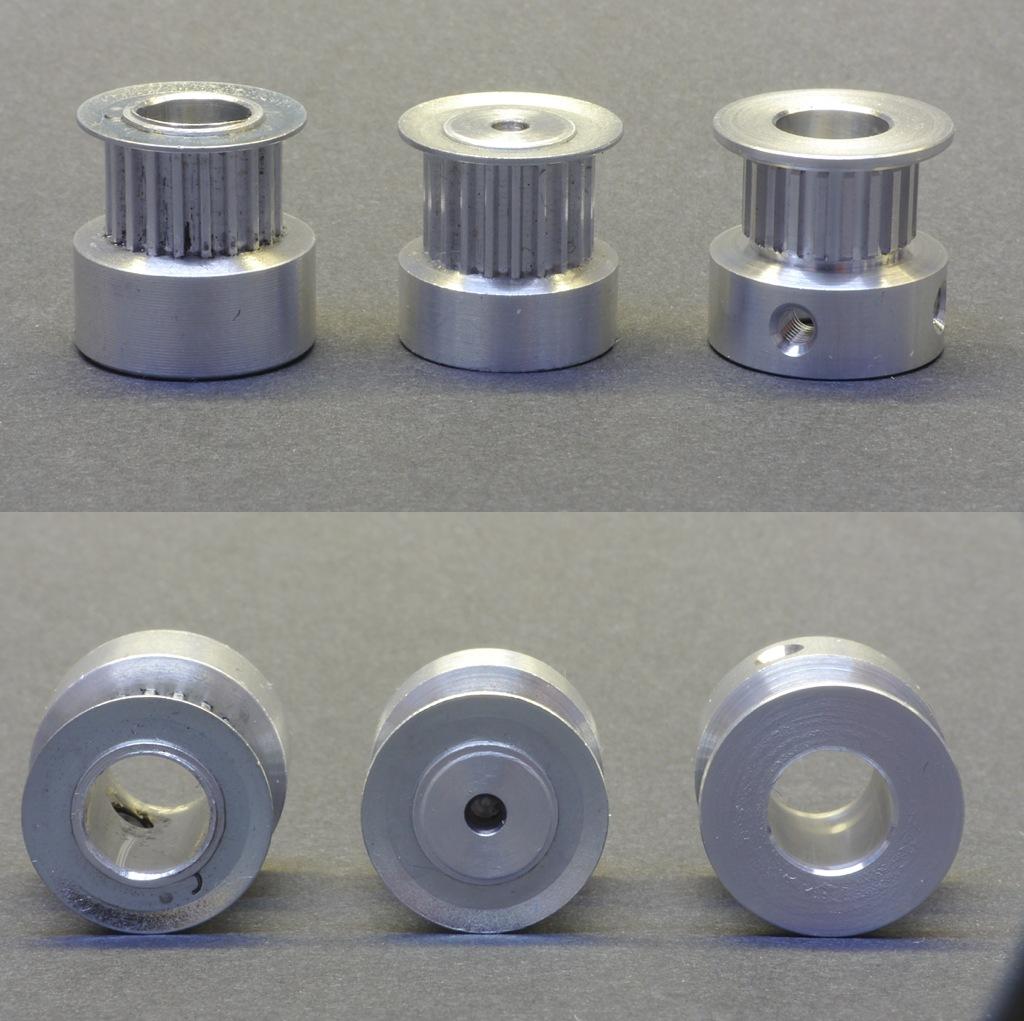 ulitmaker-pulley-vs-standard-pulley-vs-lathe-pulley.jpg